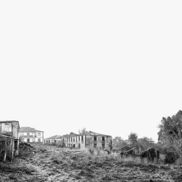 Existing factory buildings - CASAS DO REGO SANTIAGO DE COMPOSTELA