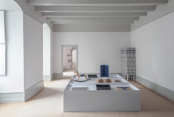 Permanent exhibition on the first floor - MUSEE SUISSE DU JEU, Château de la Tour-de-Peilz, Switzerland