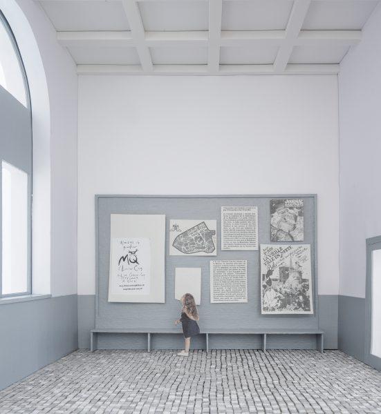 Entrance hall - ANCIEN MANÈGE GENÈVE