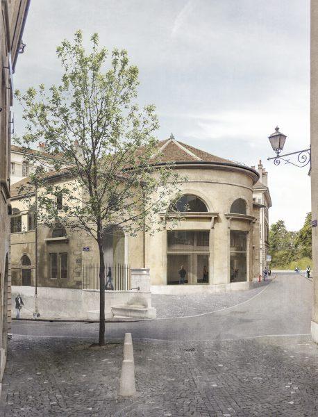 Exterior Image ANCIEN MANÈGE
